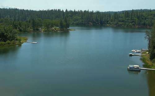 Lake Combie